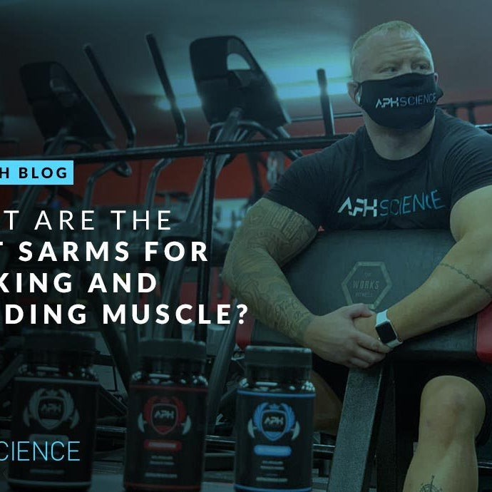 WHAT ARE THE BEST SARMS FOR BULKING AND BUILDING MUSCLE?