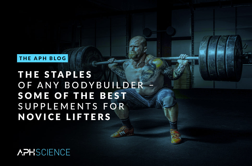 THE STAPLES OF ANY BODYBUILDER – SOME OF THE BEST SUPPLEMENTS FOR NOVICE LIFTERS
