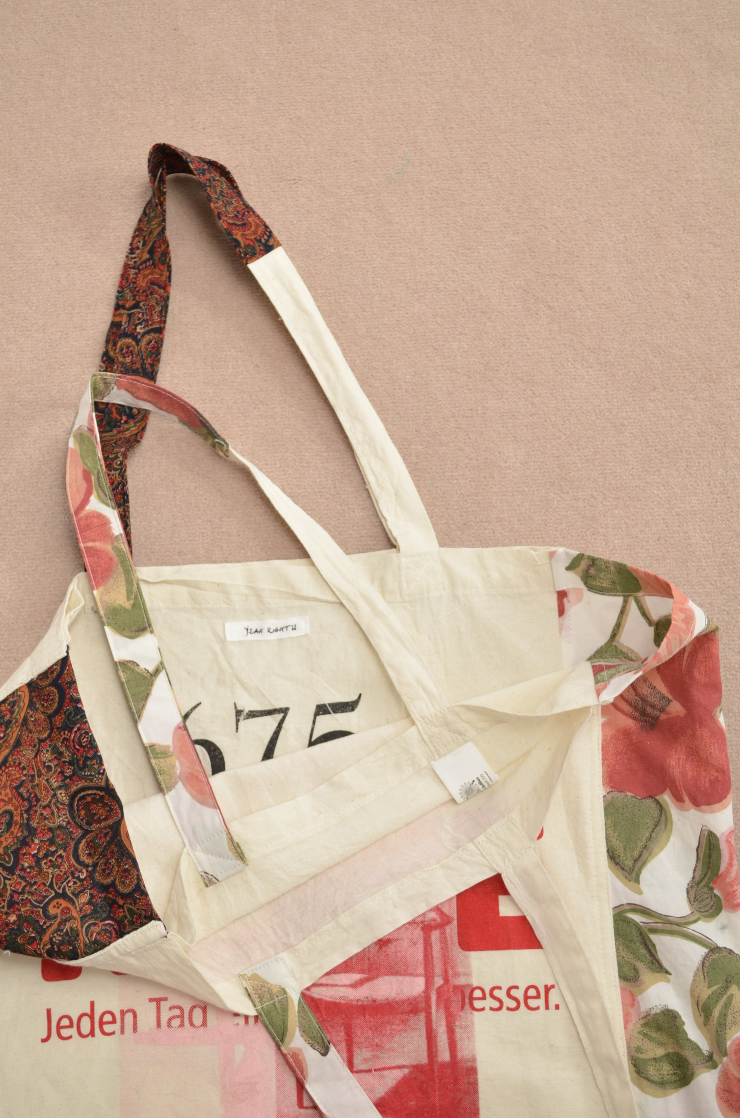 UNION ECO BAG AMANE MURAKAMI sp. 013