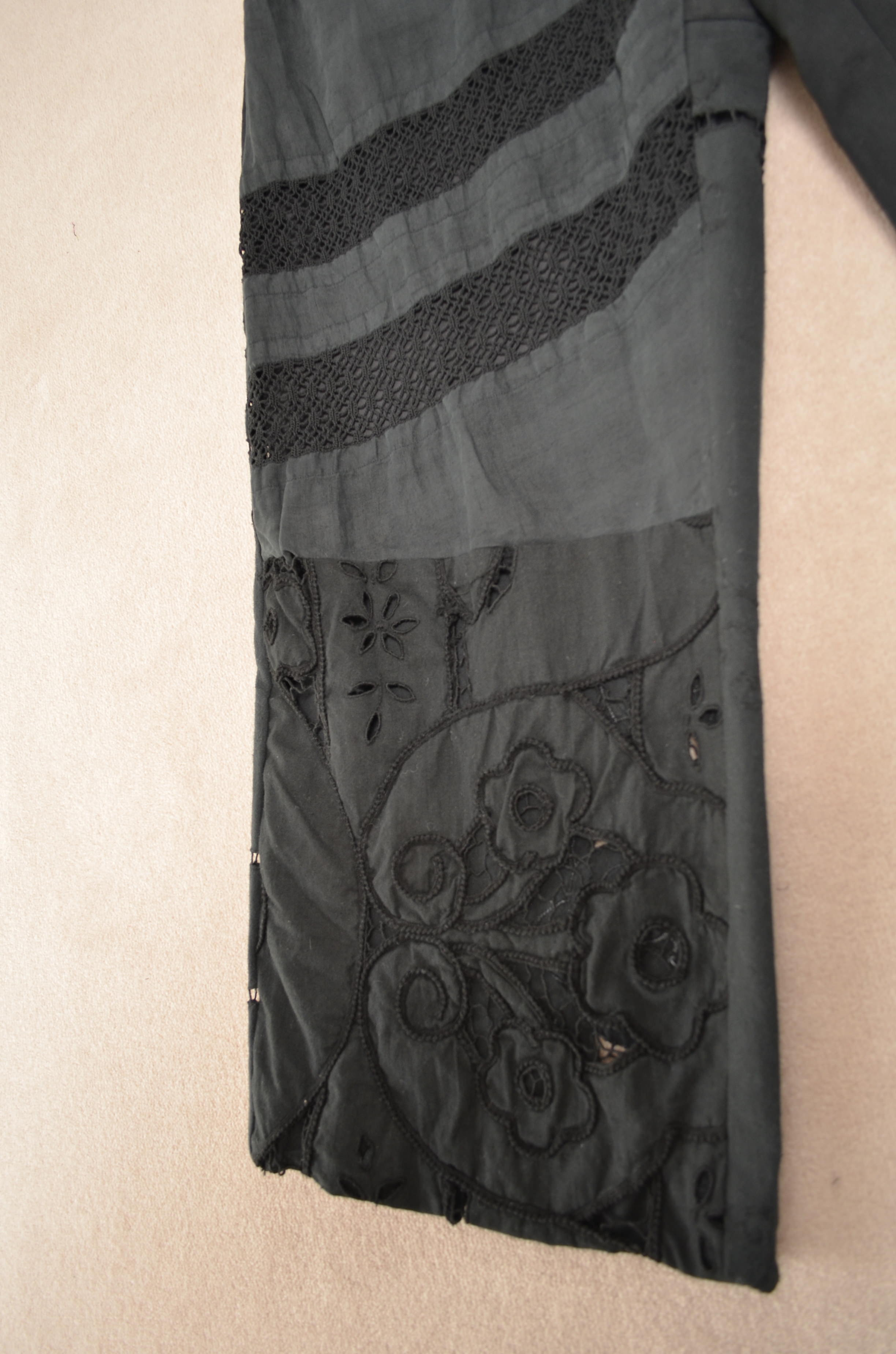 BLK TABLE CLOTH WIDE PT(standerd)