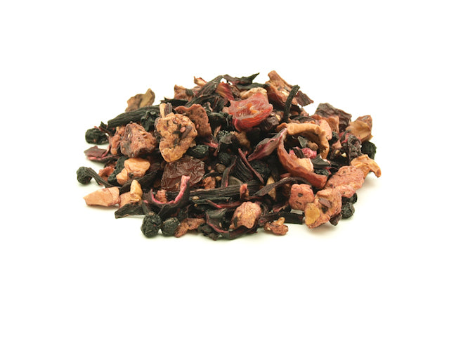 Black Tea Wild Cherry - Harissa
