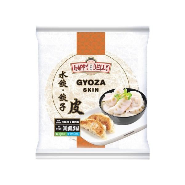 Gyoza Sheets (40 pcs) - Happy Belly