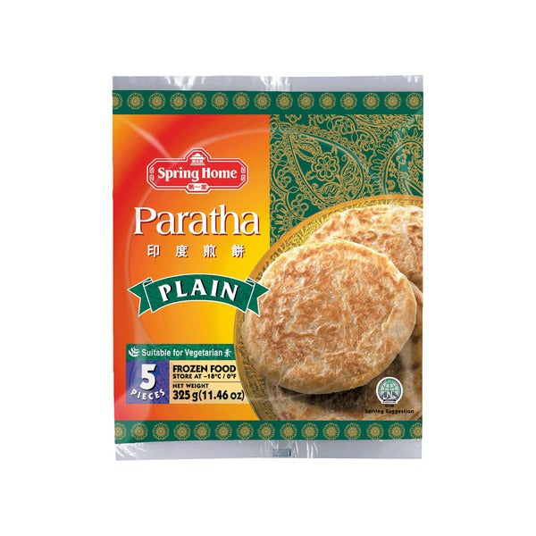 Paratha Plain(5 PCS) - Spring Home