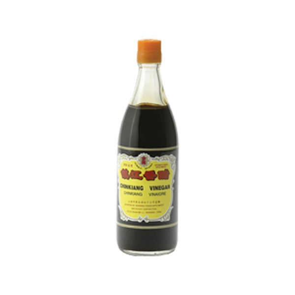 Chinkiang Rice Vinegar (550ml) - Jumbo