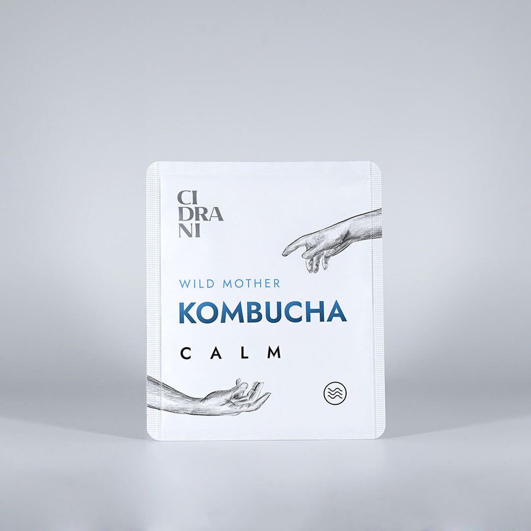 Organic Wild Mother Kombucha - Calm (1 sachet)
