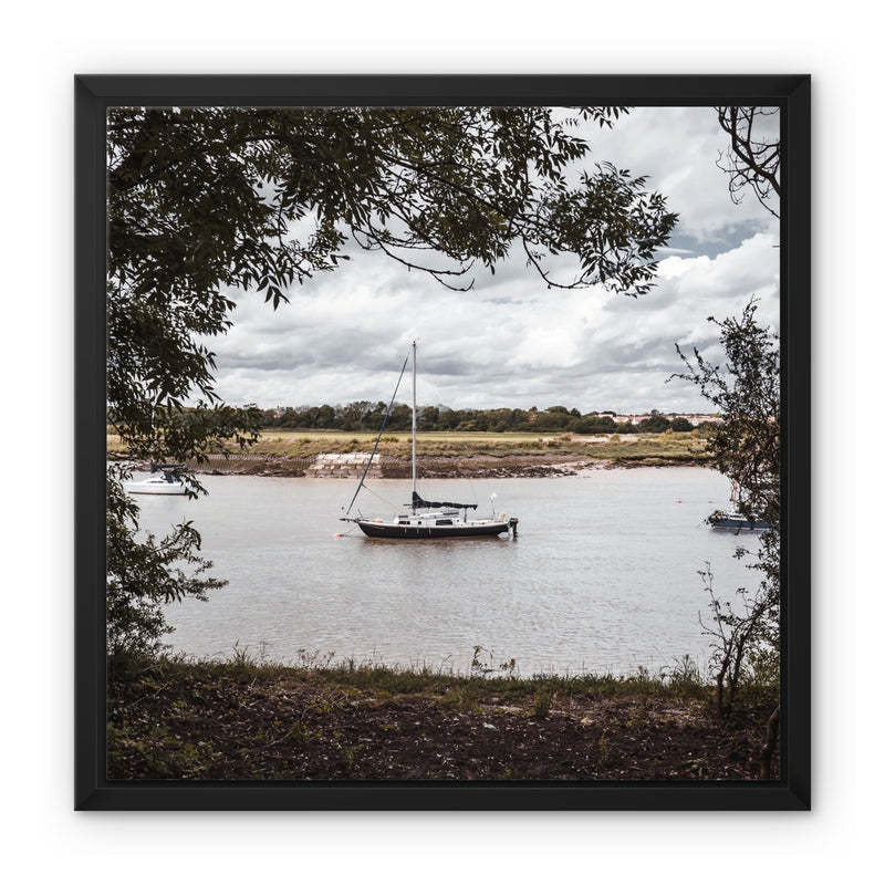 Hullbridge, Essex, UK - Framed Canvas - Manuel Sechi Photography