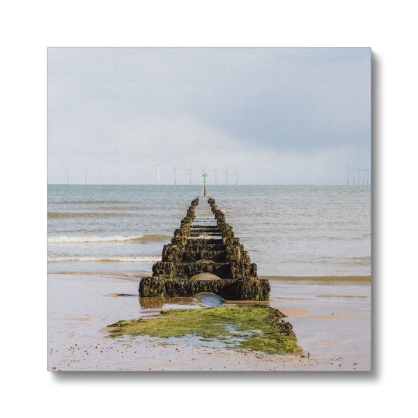 Clacton-on-Sea, Essex, UK - Canvas - Manuel Sechi Photography