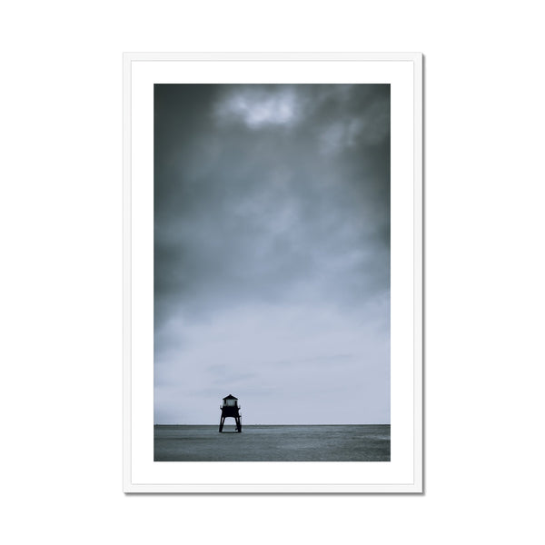 Dovercourt, Harwich, Essex, Uk - Framed & Mounted Print