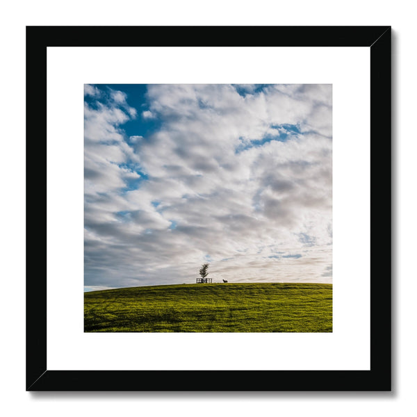 Woodham Mortimer, Maldon, Essex, UK - Framed & Mounted Print