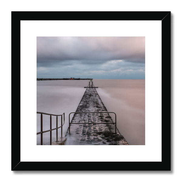 Walton-on-the-Naze, Essex, UK Framed & Mounted Print - Manuel Sechi Fine Art Photography