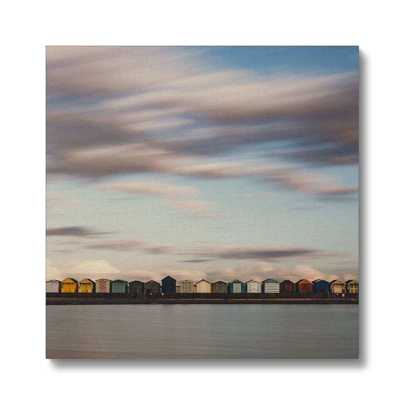 Brightlingsea, Essex, UK Canvas - Manuel Sechi Fine Art Photography