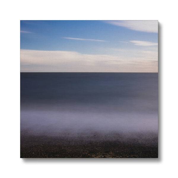 Cobbolds Point, Felixstowe, Suffolk, UK Canvas - Manuel Sechi Fine Art Photography
