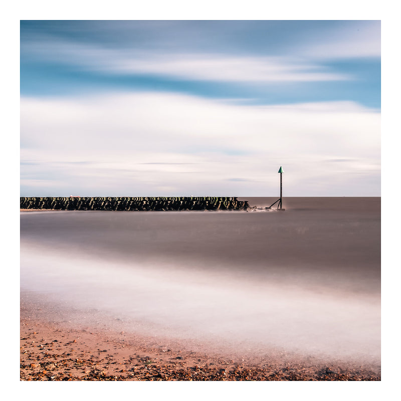 Cobbolds Point, Felixstowe, Suffolk - Limited Edition print - Manuel Sechi Fine Art Photography