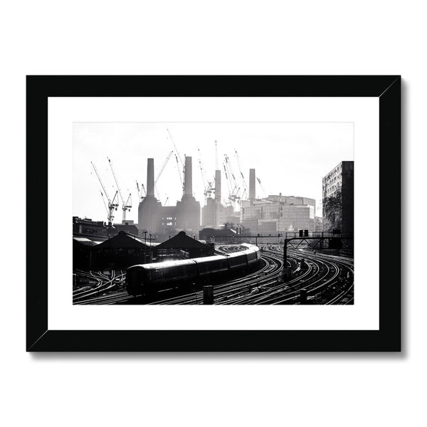 Ebury Bridge, London, UK - Framed & Mounted Print