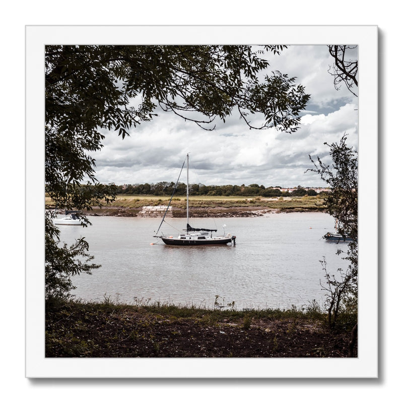 Hullbridge, Essex, UK - Framed Print - Manuel Sechi Photography