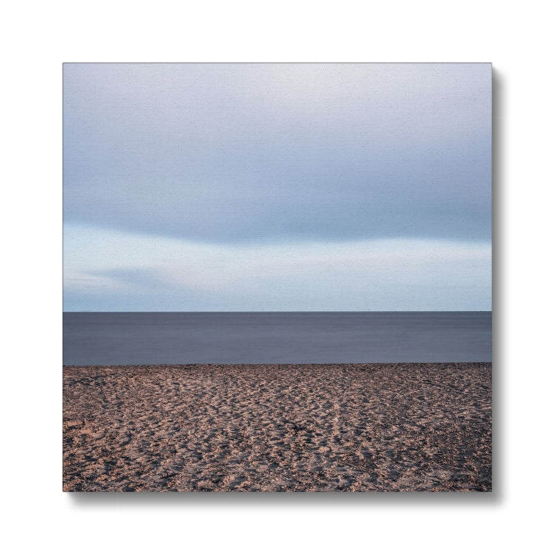 Languard Fort, Felixstowe, Suffolk, UK Canvas - Manuel Sechi Fine Art Photography