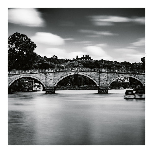 Richmond Bridge, Richmond, London - Limited Edition print - Manuel Sechi Fine Art Photography