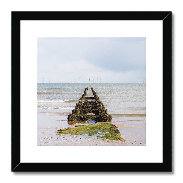 Clacton-on-Sea, Essex, UK - Framed & Mounted Print - Manuel Sechi Photography