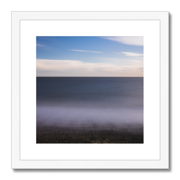 Cobbolds Point, Felixstowe, Suffolk, UK Framed & Mounted Print - Manuel Sechi Fine Art Photography