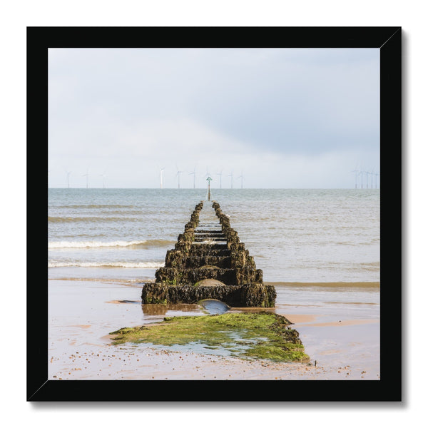Clacton-on-Sea, Essex, UK - Framed Print - Manuel Sechi Photography