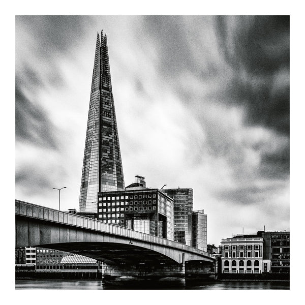 The Shard, London, UK - Limited Edition print - Manuel Sechi Fine Art Photography