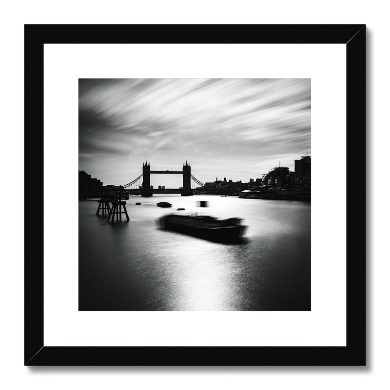 Tower Bridge, London, UK Framed & Mounted Print - Manuel Sechi Fine Art Photography