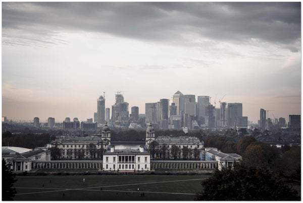 Greenwich, London, UK - Classic Semi-Glossy Paper Poster