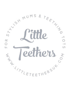 Teething toys and teething necklaces for you and your little ones. Gifts for new babies, dribble bibs and swaddle blankets!