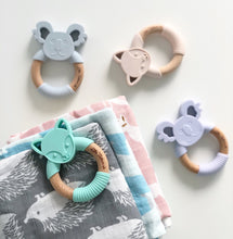 Load image into Gallery viewer, Koala Teething Toy