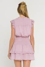 Load image into Gallery viewer, Smocked Love Dress