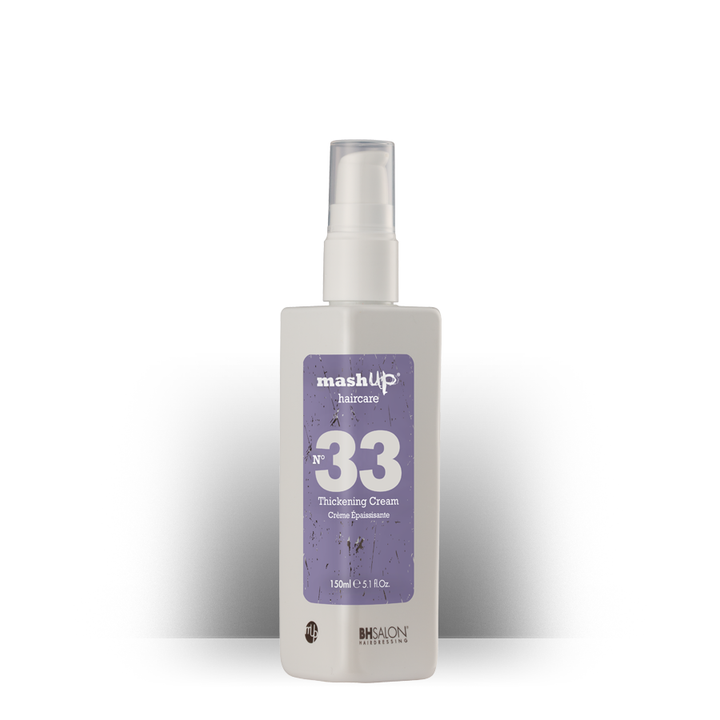N°33 Volumizing Cream