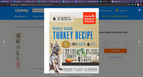 Your Guide to the Top-Rated Organic Dog Food Products