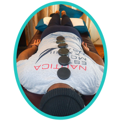 NHCS Hot Stone Massage Therapy  Natural HealthCare Services Pittsburgh, PA Holistic Wellness Center
