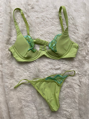 Green set from PH film appearance