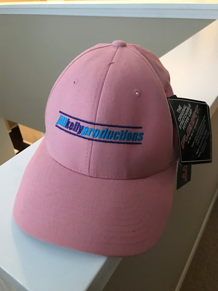 Pink Jill Kelly Productions Hat