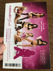 Fleshlight Promo Card