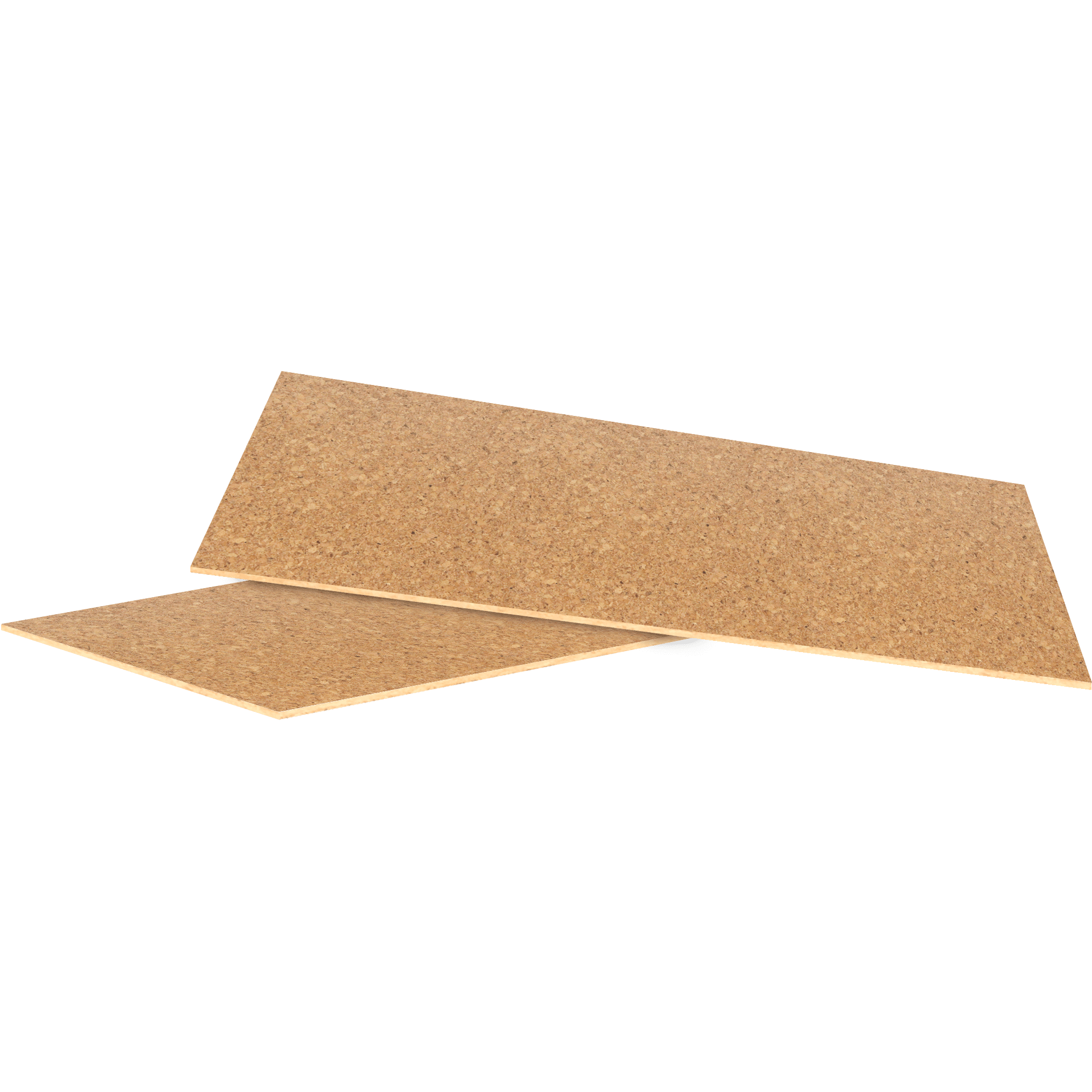 TRADITIONAL HIGH-DENSITY CORK TILE 600 x 300 x 6MM
