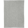 Worthington Cool Grey Flat Woven Rug Rectangle image