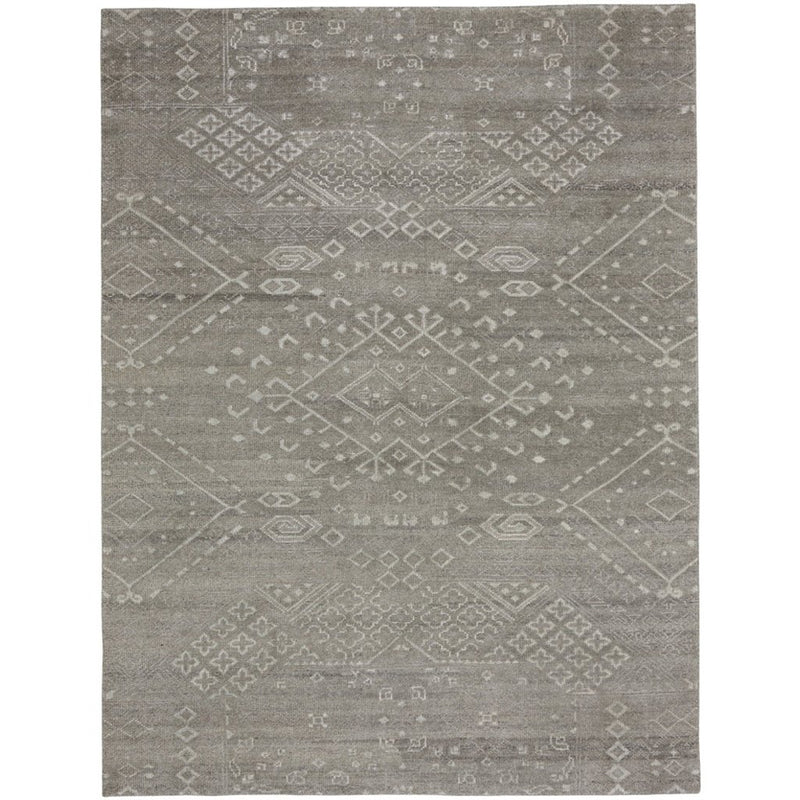 Barletta Oyster Hand Knotted Rug Rectangle image