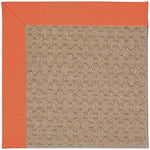 Creative Concepts-Grassy Mtn. Canvas Melon Machine Tufted Rug Runner image