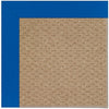 Creative Concepts-Raffia Canvas Pacific Blue Machine Tufted Rug Runner image