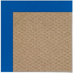 Creative Concepts-Raffia Canvas Pacific Blue Machine Tufted Rug Rectangle image