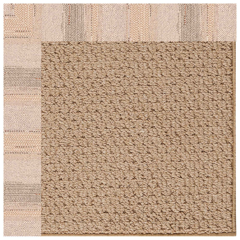 Creative Concepts-Raffia Sicily Sparrow Indoor/Outdoor Bordere Rectangle Corner image