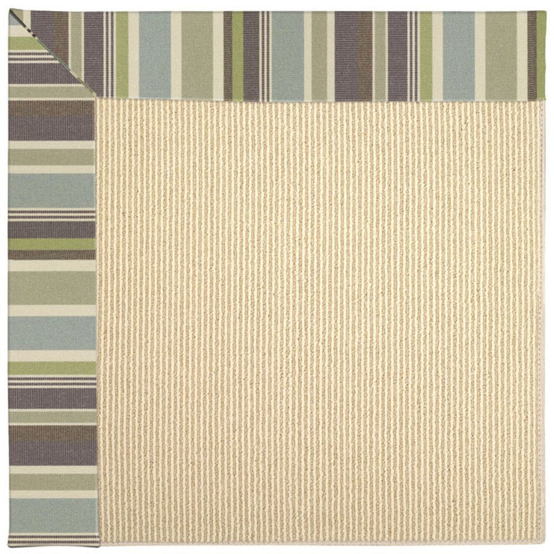Creative Concepts-Beach Sisal Brannon Whisper Machine Tufted Rug Runner image