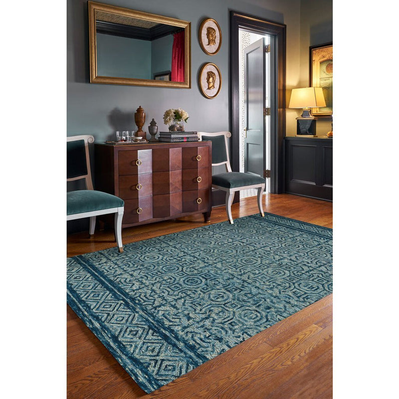 Avanti-Tanda Chambray Hand Tufted Rug Rectangle image