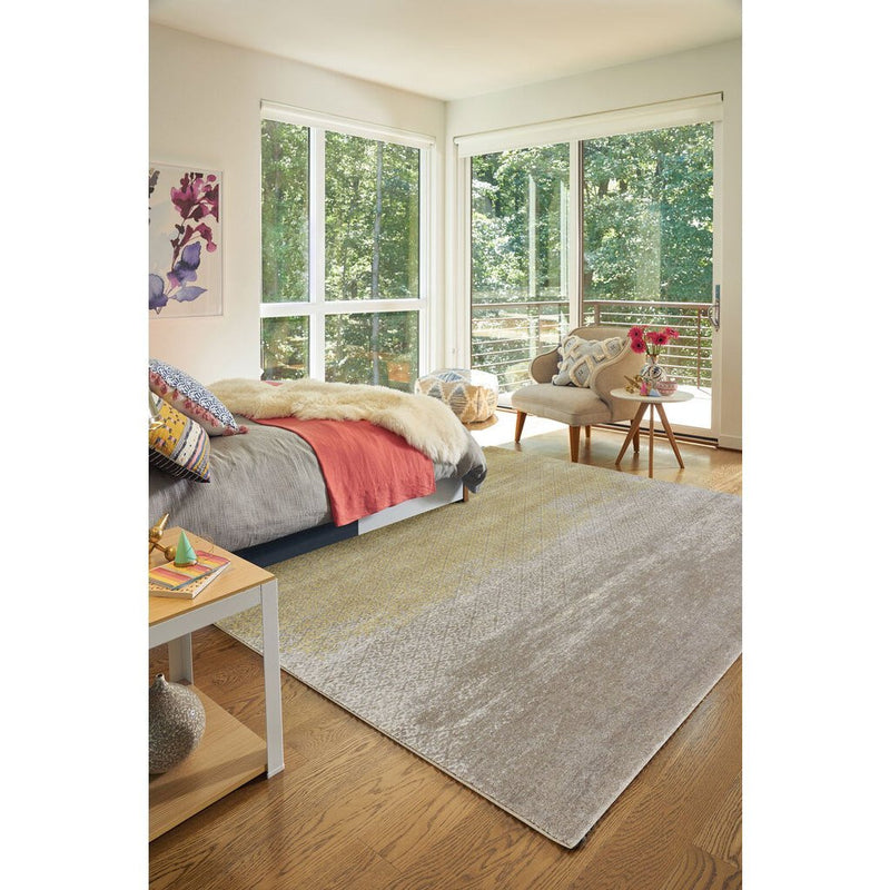 Reece-Diamond Topaz Machine Woven Rug Rectangle image