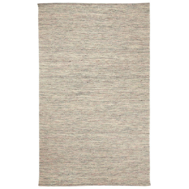 Naples Multi Flat Woven Rug Rectangle image