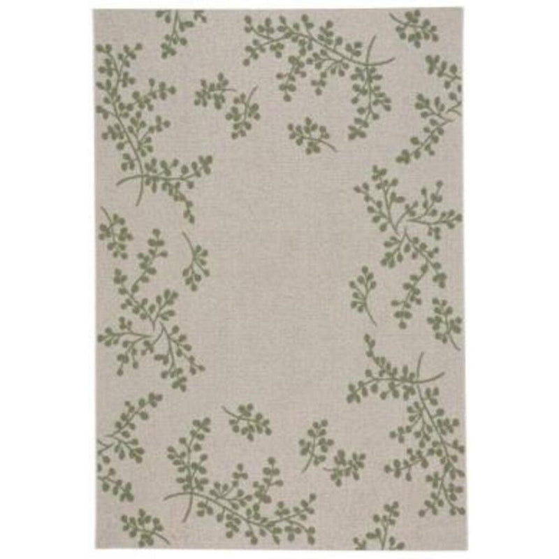 Finesse-Winterberry Sage Machine Woven Rug Rectangle image