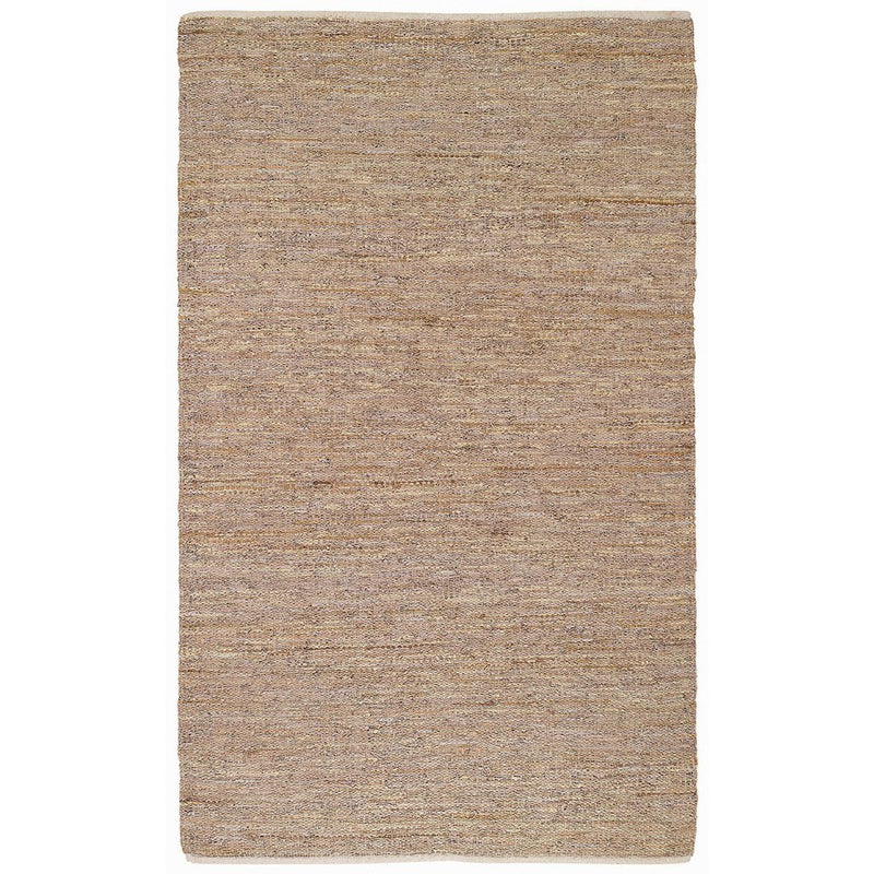 Lariat Beige Flat Woven Rug Rectangle image
