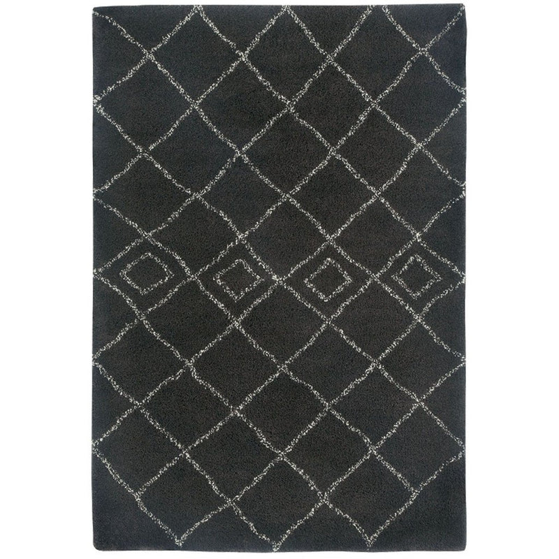 Tangier Brown Machine Woven Rug Rectangle image